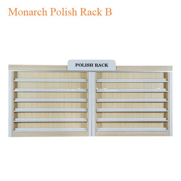 Kệ Trưng Bày Nước Sơn Monarch B – 86 Inches