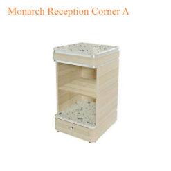 Tủ Quầy Tiếp Tân Monarch C – 18 Inches