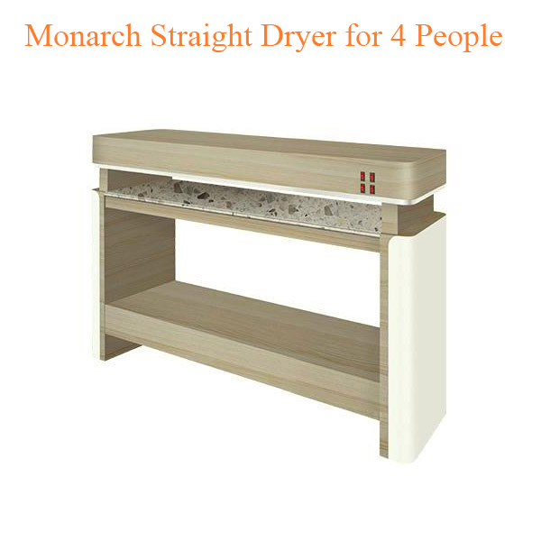 Monarch Straight Dryer for 4 People – 52 inches