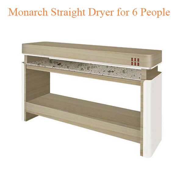 Monarch Straight Dryer for 6 People – 69 inches