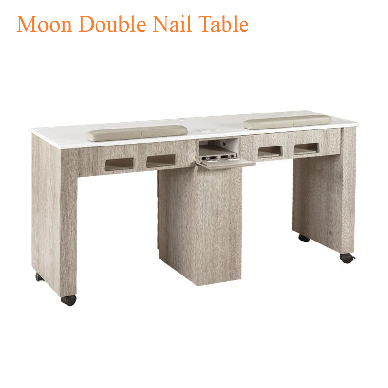 Moon Double Nail Table – 63 inches