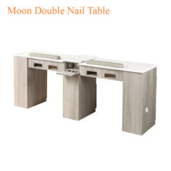 Moon Double Nail Table 76 inches 0 247x247 - Equipment nail salon furniture manicure pedicure