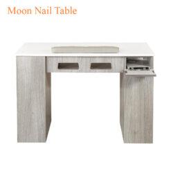 Moon Nail Table 43 inches 247x247 - Equipment nail salon furniture manicure pedicure