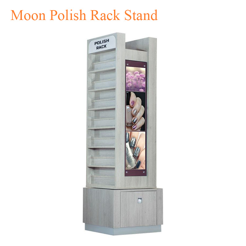 Moon Polish Rack Stand – 73 inches