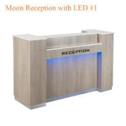 Moon Reception with LED #1 – 72 inches