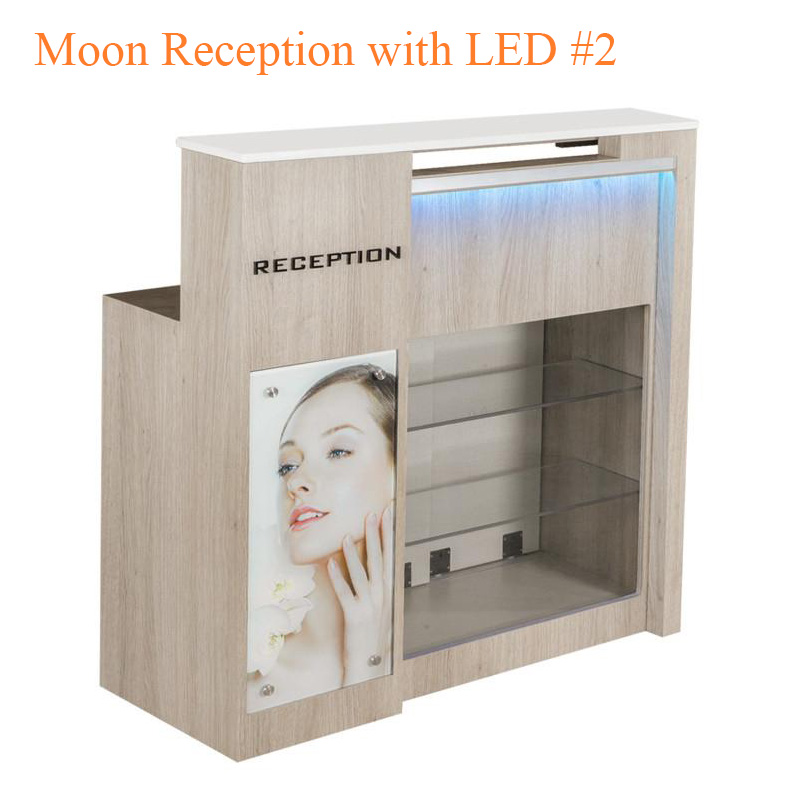 Moon Reception with LED #2 – 43 inches