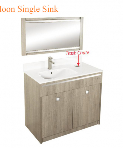 Moon Single Sink – 36 inches