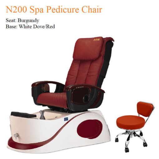 N200 Spa Pedicure Chair with Fully Automatic Massage System