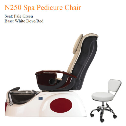 N250 Spa Pedicure Chair with Fully Automatic Massage System