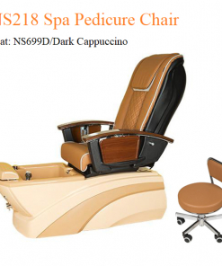 NS218 Spa Pedicure Chair with Magnetic Jet and Built-in-Remote