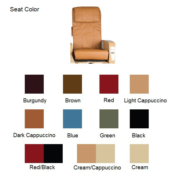 NS288 Double Luxury Spa Pedicure Chair with Magnetic Jet and Built-in-Remote