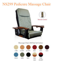 NS299 Pedicure Massage Chair
