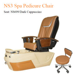 NS3 Spa Pedicure Chair with Magnetic Jet and Built in Remote 02 247x247 - Equipment nail salon furniture manicure pedicure