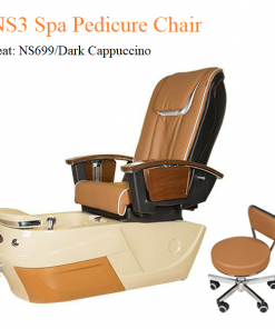 NS3 Spa Pedicure Chair with Magnetic Jet and Built-in-Remote