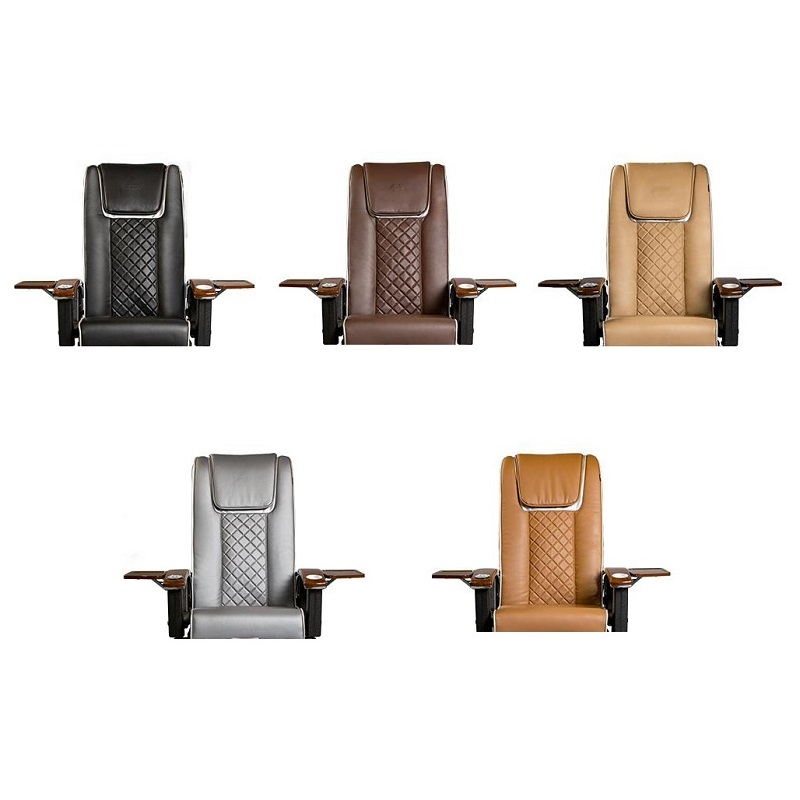 NS358 Spa Pedicure Chair with Magnetic Jet and Built-in-Remote