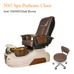 NS5 Spa Pedicure Chair with Magnetic Jet and Built-in-Remote