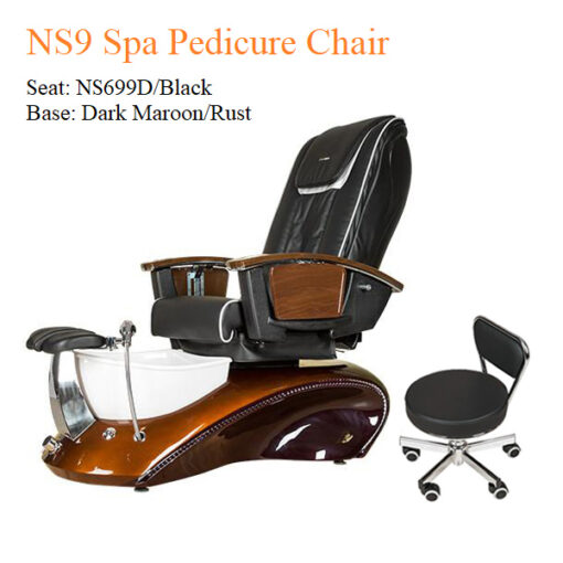 NS9 Spa Pedicure Chair with Magnetic Jet and Built-in-Remote