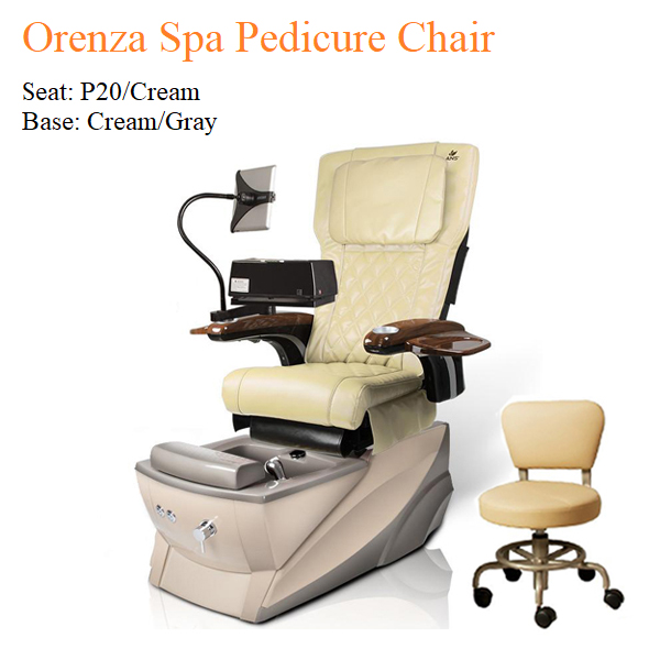 Orenza Spa Pedicure Chair with Magnetic Jet – Human Touch Massage System 01 - Trang chủ