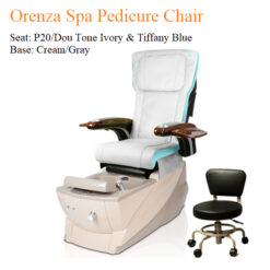 Orenza Spa Pedicure Chair with Magnetic Jet – Human Touch Massage System02 247x247 - Equipment nail salon furniture manicure pedicure