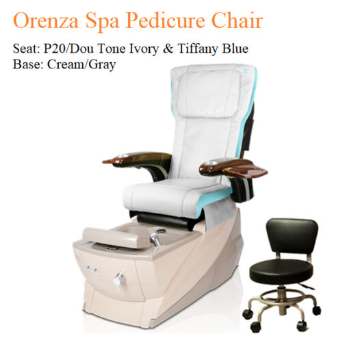 Orenza Spa Pedicure Chair with Magnetic Jet – Human Touch Massage System