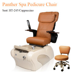 Panther Spa Pedicure Chair with Magnetic Jet – Human Touch Massage System 02 247x247 - Equipment nail salon furniture manicure pedicure