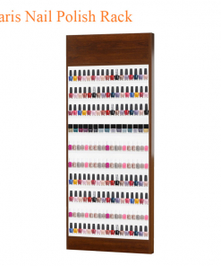 Paris Nail Polish Rack (Without Cabinet) – 65 inches