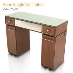 Paris Single Nail Table 42 inches 1 247x247 - Equipment nail salon furniture manicure pedicure