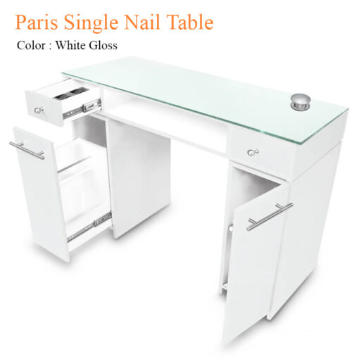 Paris Single Nail Table – 42 inches
