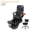 Lotus Spa Pedicure Chair with Magnetic Jet – Shiatsulogic Massage System