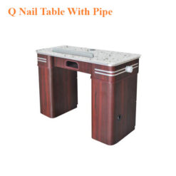 Q Nail Table With Pipe – 40 inches