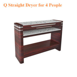 Q Straight Dryer for 4 People – 56 inches