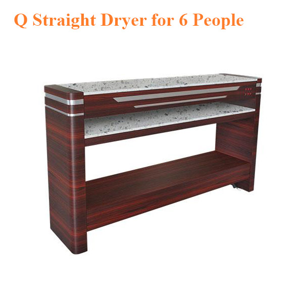 Q Straight Dryer for 6 People – 71 inches