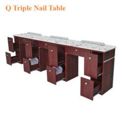 Q Triple Nail Table – 104 inches