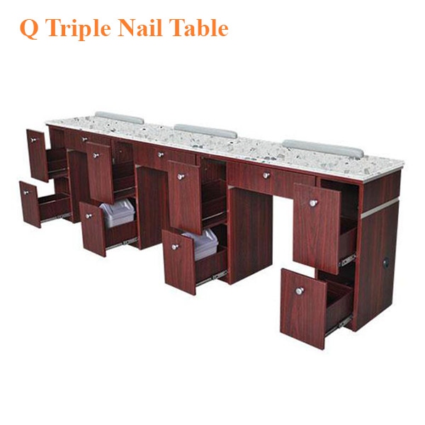 Q Triple Nail Table – 104 inches