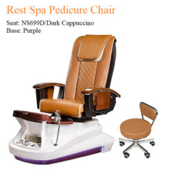 Rest Luxury Spa Pedicure Chair with Magnetic Jet and Built in Remote 05 247x247 - Equipment nail salon furniture manicure pedicure