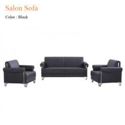 Salon Sofa – Black