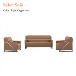 Salon Sofa – Light Cappuccino