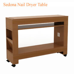 Sedona Nail Dryer Table – 47 inches