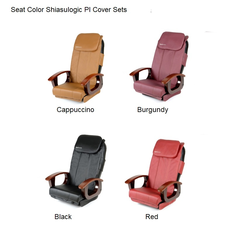 Siena Spa Pedicure Chair with Magnetic Jet – Shiatsulogic Massage System