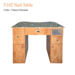 T102 Nail Table 40 inches 1 247x247 - Equipment nail salon furniture manicure pedicure