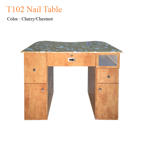 T102 Nail Table – 40 inches