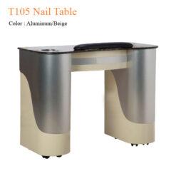 T105 Nail Table 40 inches 247x247 - Equipment nail salon furniture manicure pedicure