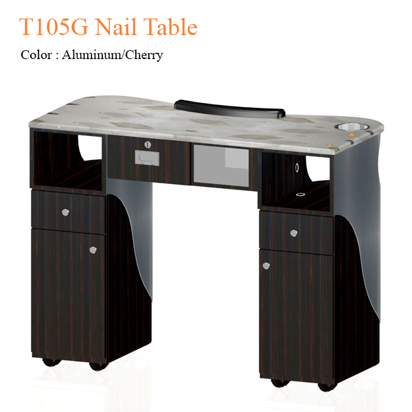 T105G Nail Table – 42 inches