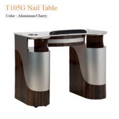 T105G Nail Table 42 inches 247x247 - Equipment nail salon furniture manicure pedicure