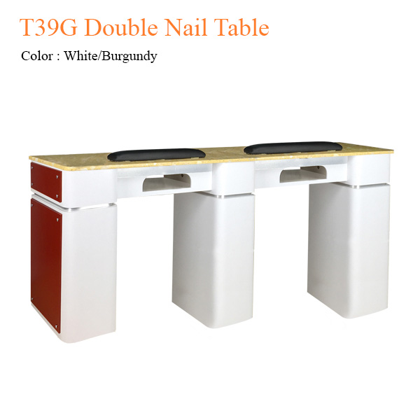 T39G Double Nail Table – 68 inches