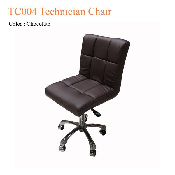 TC004 Technician Chair (Chocolate)