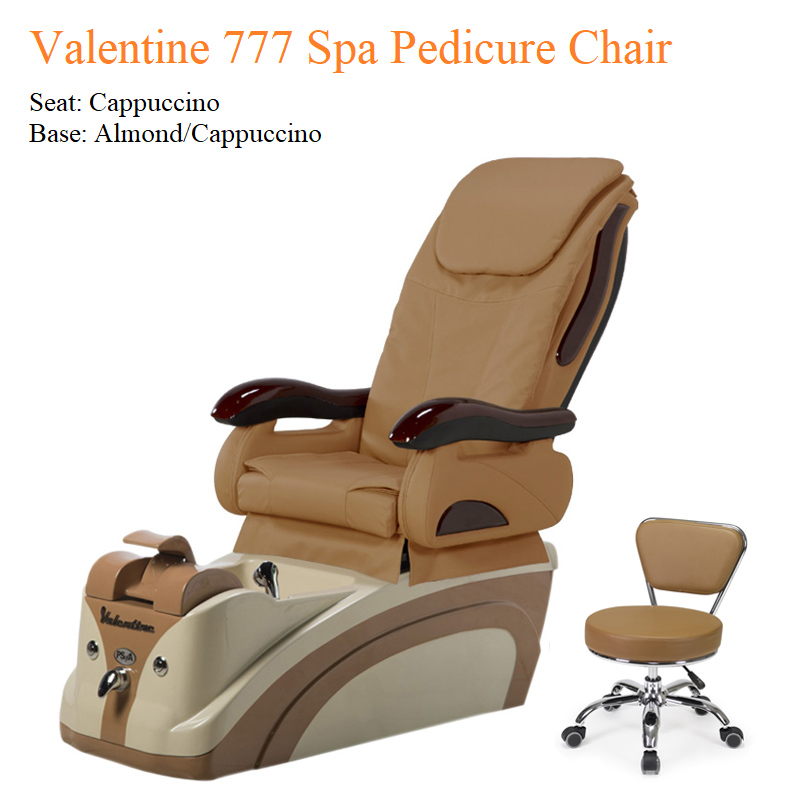 Valentine 777 Spa Pedicure Chair with Magnetic Jet