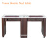 Venus Double Nail Table – 72 inches