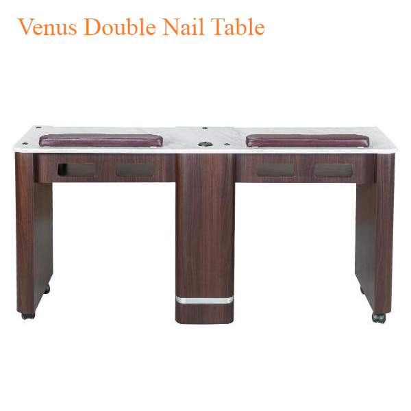 Venus Double Nail Table – 59 inches