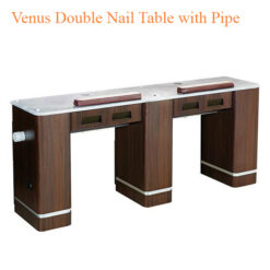 Venus Double Nail Table with Pipe 72 inches 0 247x247 - Equipment nail salon furniture manicure pedicure